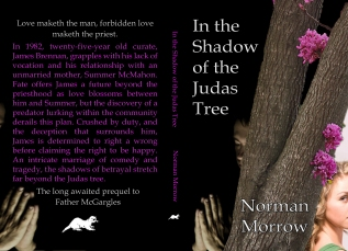 In the Shadow of the Judas Tree 6x9 Full Cover X